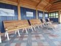 Felixstowe bespoke seats & benches