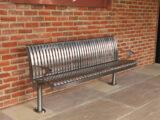 Magellan Stainless Steel Seat