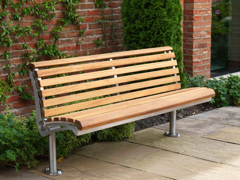 Magellan Timber Slatted Seat