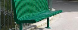 Lander Mild Steel Seats