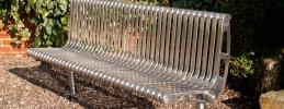 Tula Stainless Steel Seats
