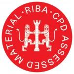 RIBA Assessed Material logo